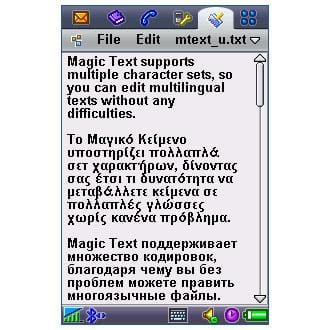 Magic Text