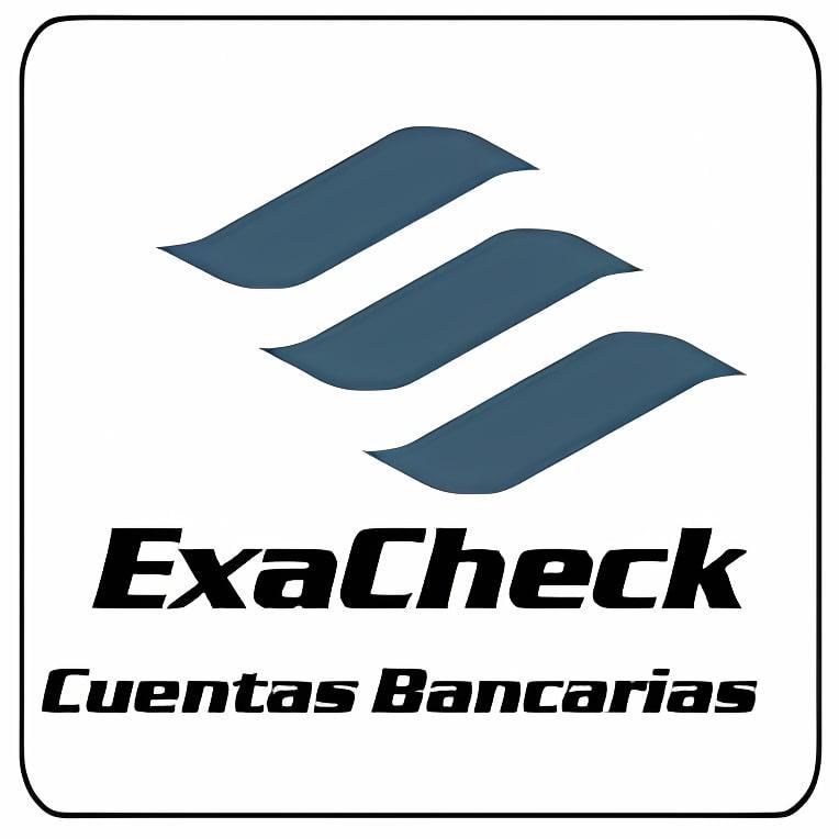ExaCheck Cuentas Bancarias