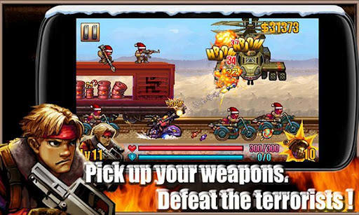 Assaulter and Metal Slugs