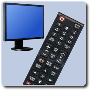 TV (Samsung) Remote Control 1.7.8
