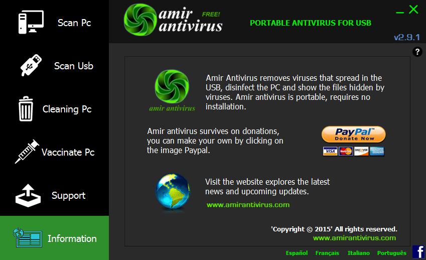 Amir Antivirus
