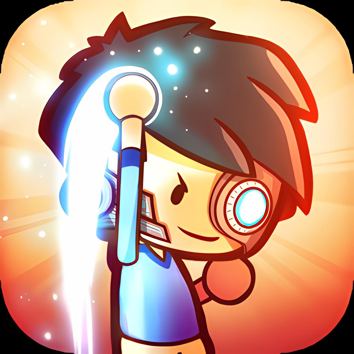 Swipe Fighter Heroes - Fun Multiplayer Fights