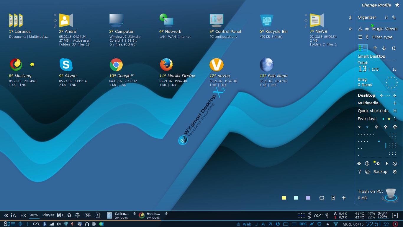 WX Smart Desktop