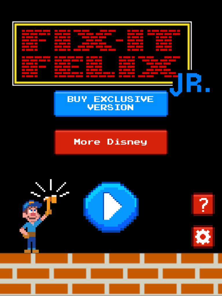 Fix It Felix Jr Game Android