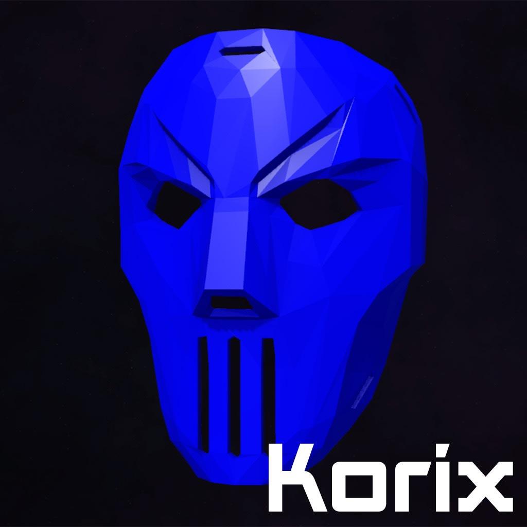 Korix - Hockey Mask PS VR PS4