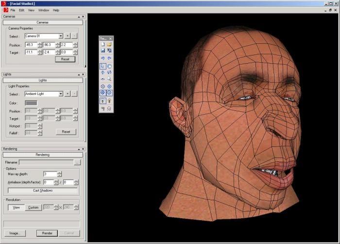 Facial Studio
