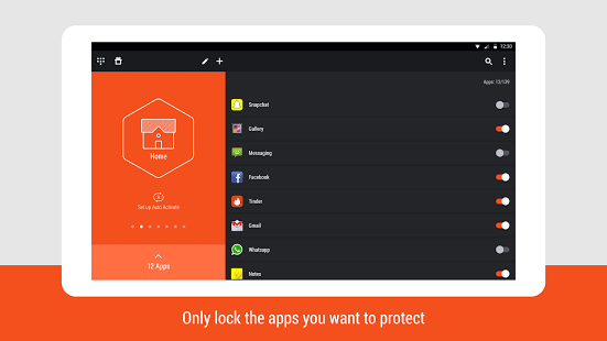 Hexlock - Lock & Protect Apps