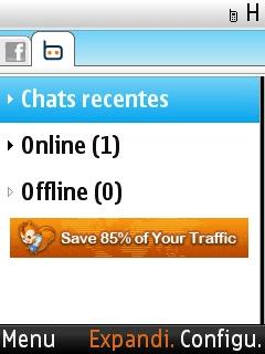 eBuddy Mobile Messenger