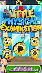 Examen físico Pequeña