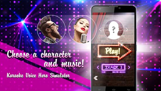 Karaoke Voice Hero Simulator