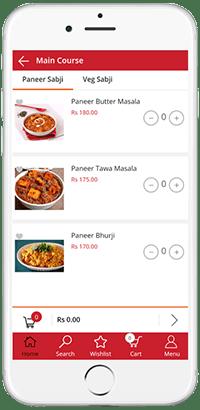 OhoShop Food App
