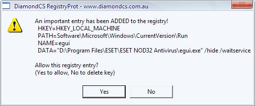 RegistryProt