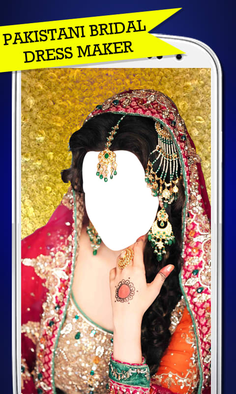 Pakistani Bridal Dress Maker