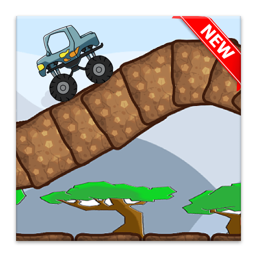 Monster Truck Race -Race Loops