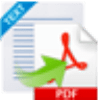 Amacsoft Text to PDF Converter