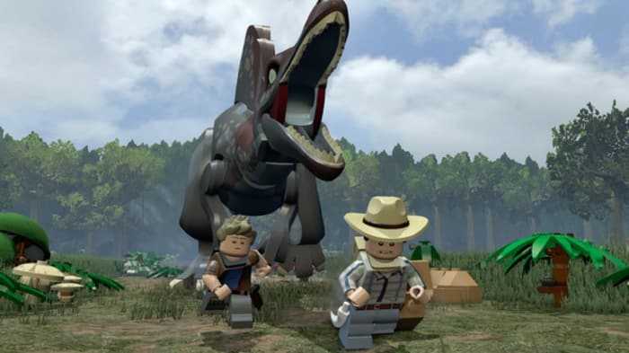 LEGO?« Jurassic World