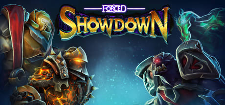 FORCED SHOWDOWN