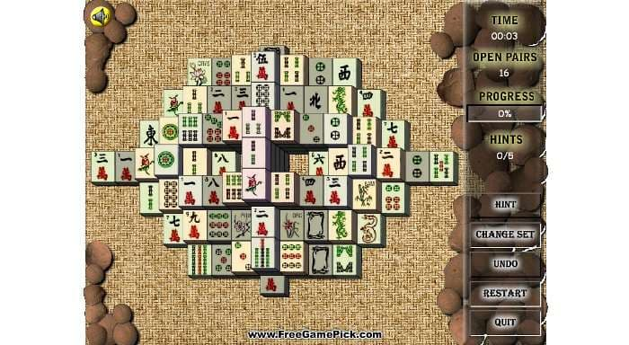 Mahjong City