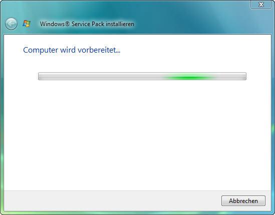 Windows Vista Service Pack 2