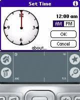 Clock Selector
