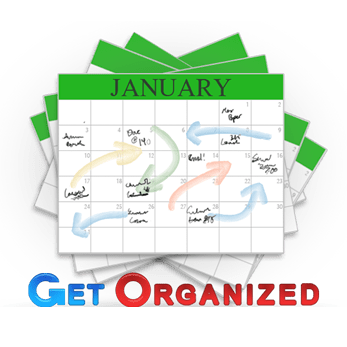 Get Organized Portable 1.09 Beta