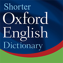 Shorter Oxford English Dictionary 6 ed.