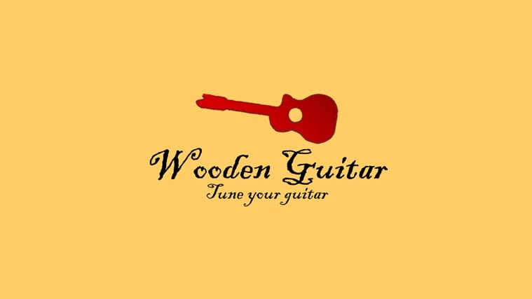 Wooden Guitar para Windows 10