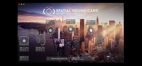 Spatial Sound Card 2016