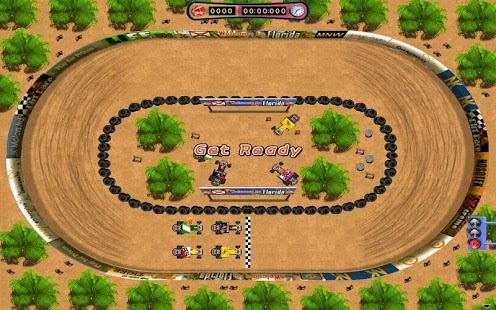 Dirt Race - Tablet Edition