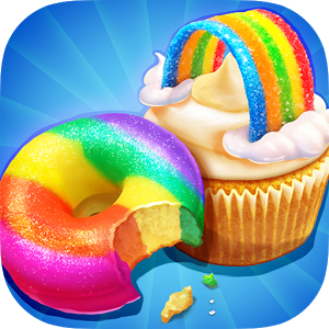 Rainbow Cake Bakery 1.0