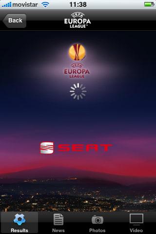 UEFA.com móvil