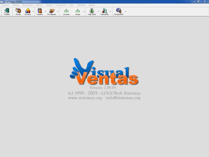 Visual Ventas