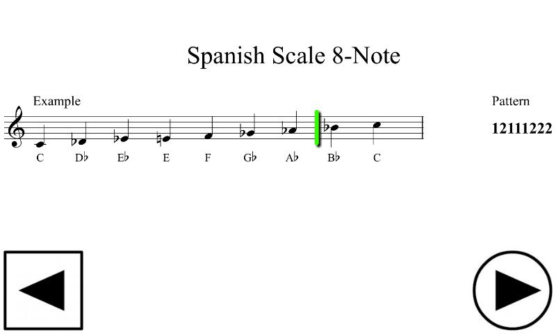 Escalas de Musica