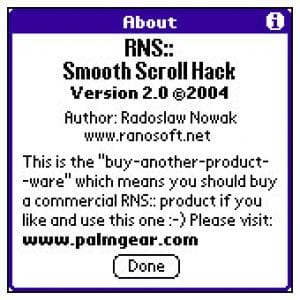 Smooth Scroll Hack