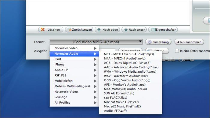 Wondershare Video Converter for Mac
