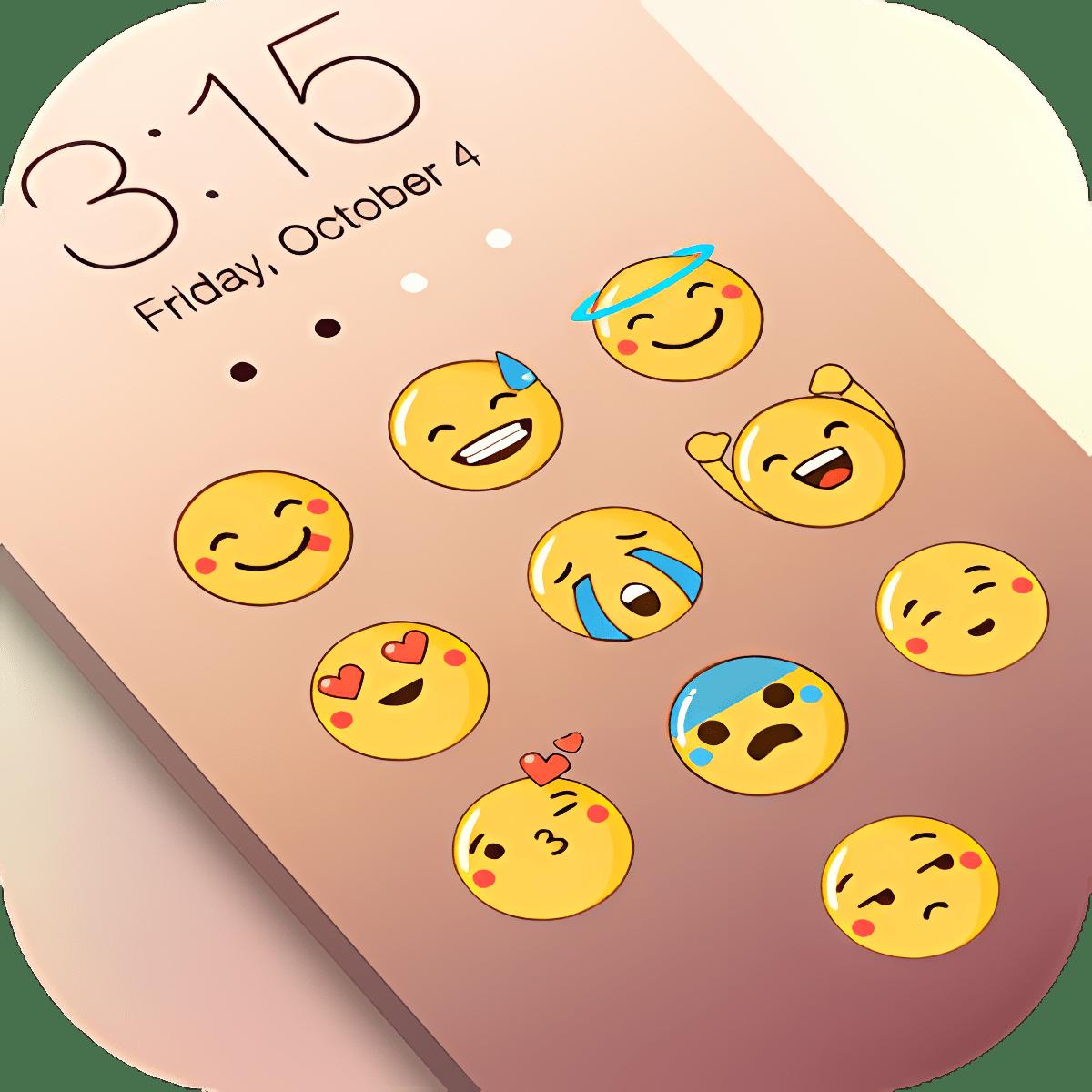 AppLock & Emoji Lock Screen 1.2.1