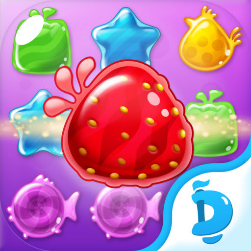 Bits of Sweets - Match 3 Puzzle - Sugar Candy Game 3.4