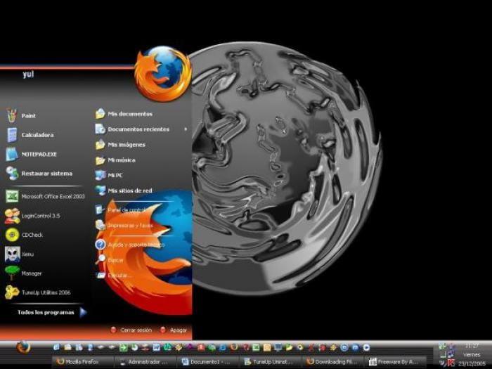 Firefox VS