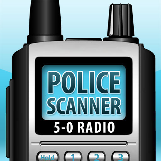 5-0 Radio Pro Police Scanner (Extra Feeds) 39.1
