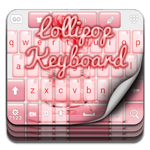 Teclado Lollipop