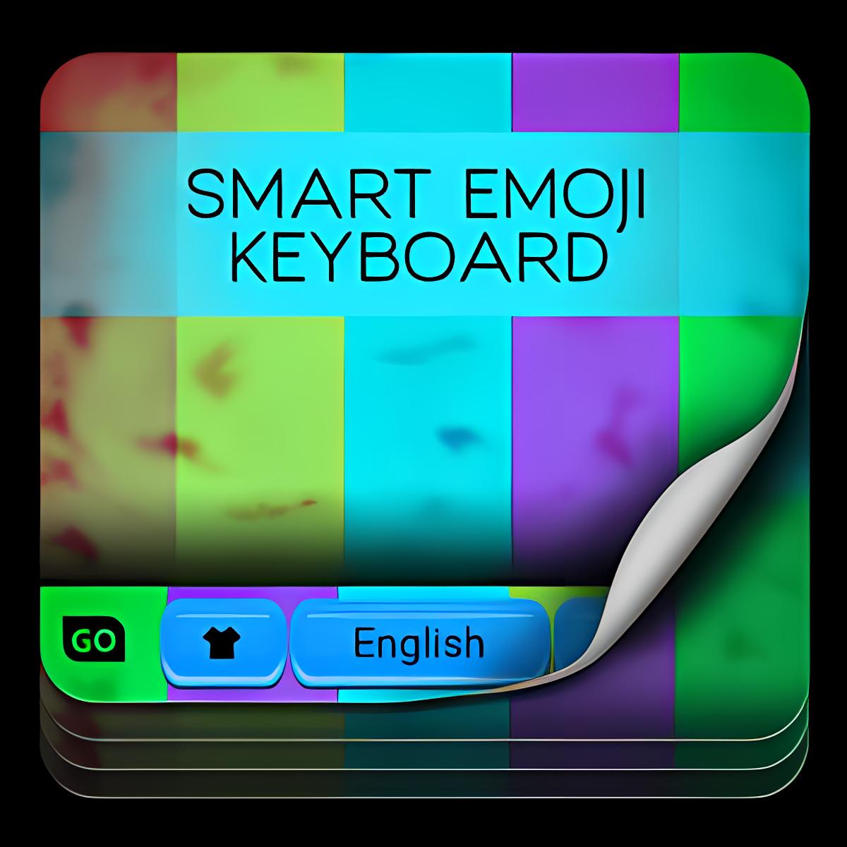 Inteligente Emoji teclado