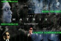 The Matrix Reloaded Screensaver