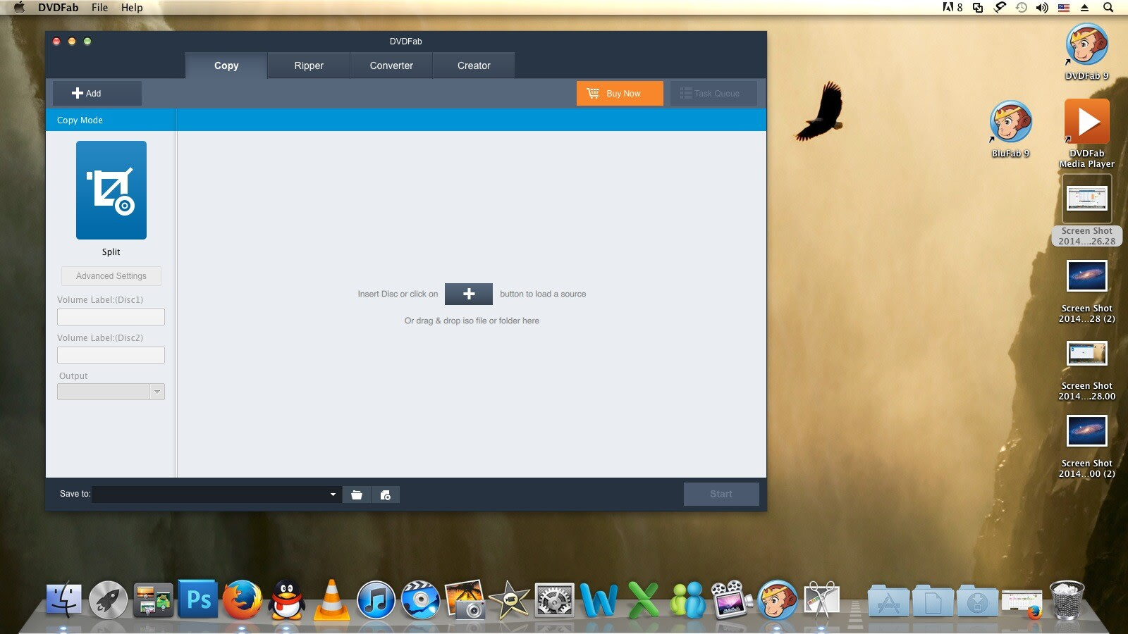 DVDFab para Mac