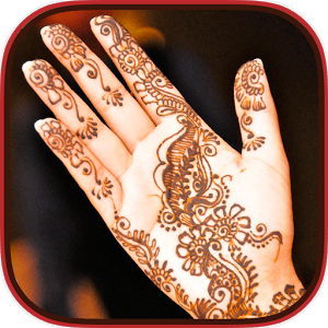 Simple Mehndi Designs 2015