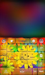 Ir teclado Emoji temático