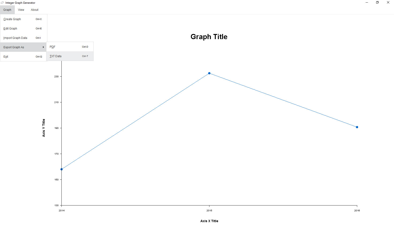 iGraph Generator