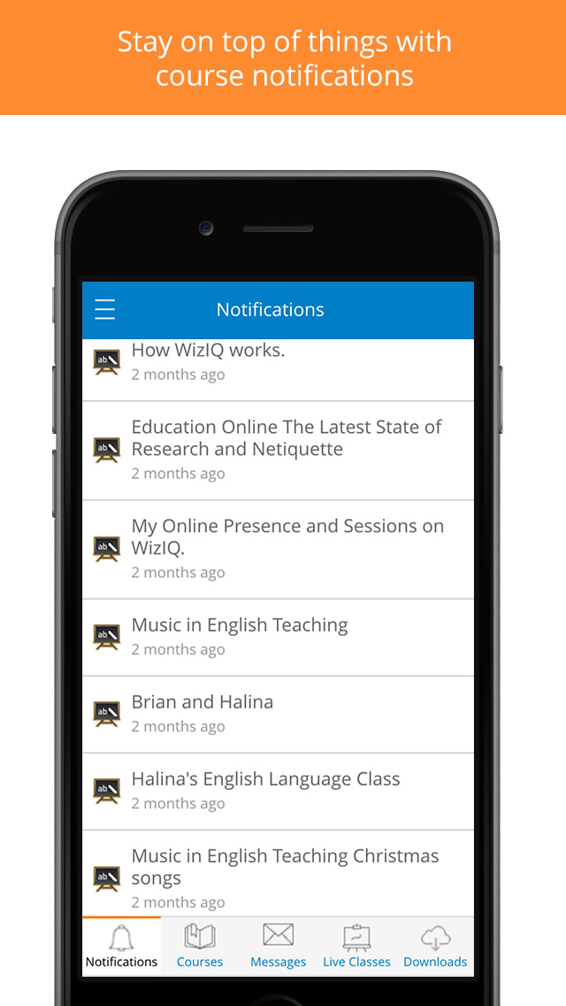 WizIQ Education Online - eLearning with Virtual Classroom