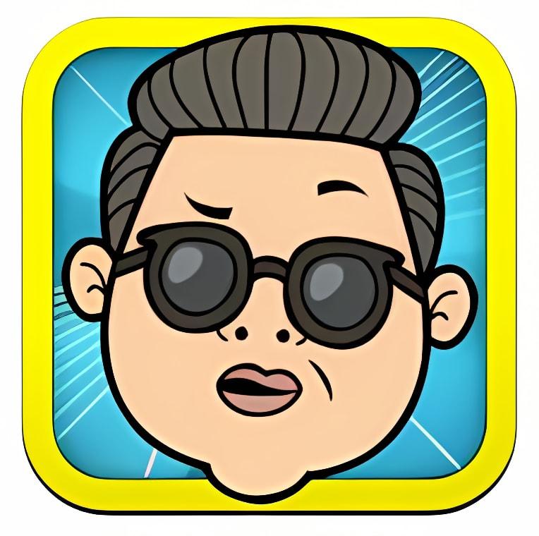 Gangnam Style Edition Disco Dancer