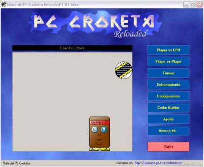 PC-Croketa Reloaded