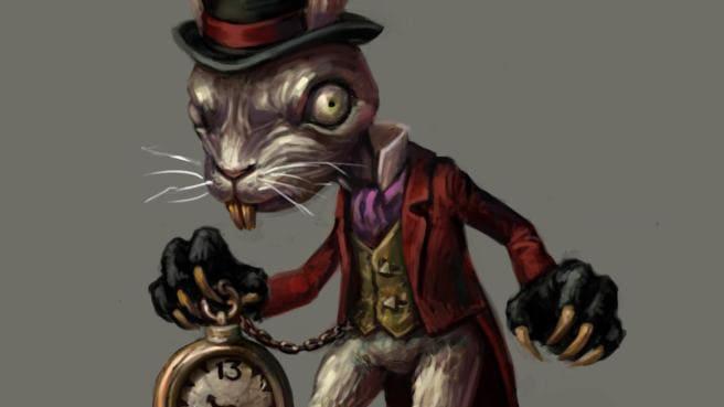 Alice: Retour au pays de la folie